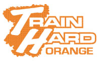 Tackle Bags Orange Range Logo