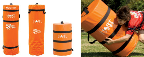 Tackle Bags Orange Range