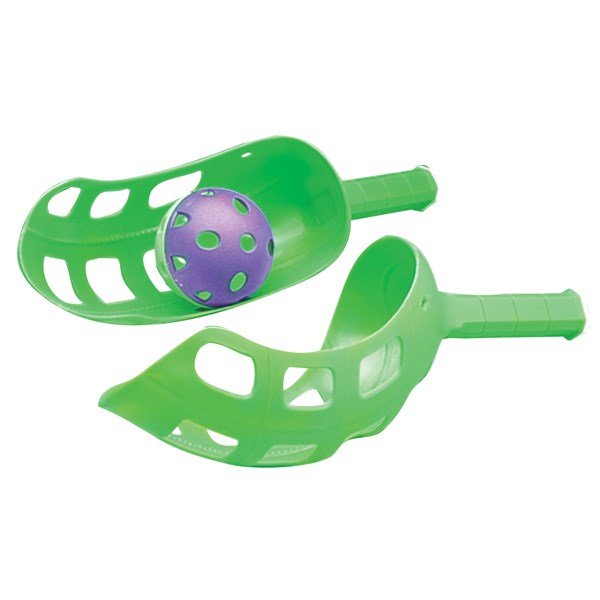 Brand New In Package Scoop Ball Set 3 Color Choice 2 Scoopers /& 1 Ball Per Set