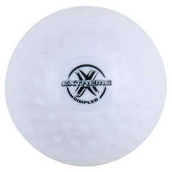 HART Extreme Dimple Hockey Ball - White