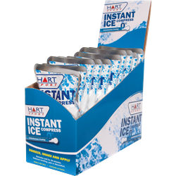 HART Instant Ice Compress Box of 10