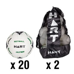 HART Ultra Netball Bundle Size 4