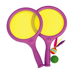 HART Bee Net Paddle Ball Set