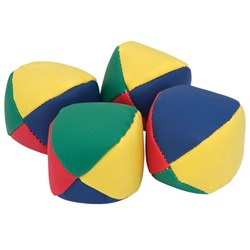 HART Multi-Colour Juggling Balls