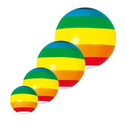 HART Rainbow Foam Ball Set