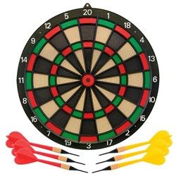 HART Safety Dartboard Set