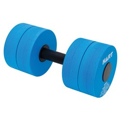 HART Aqua Dumbbells - Double Disc