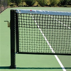 HART International Tennis Net Double Mesh
