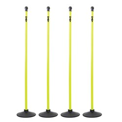 HART Safety Agility Pole Set