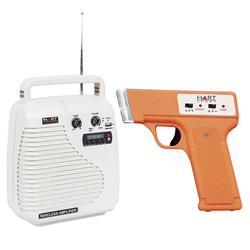 HART Electronic Pistol Set Wireless Amplifier