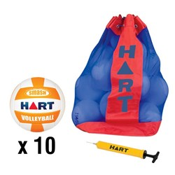 HART Smash Volleyball Pack