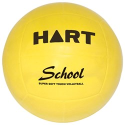 HART School Soft Touch Rubber Volleyball