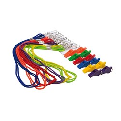 HART Rainbow Whistle Set