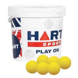 HART Bucket of Soft Golf Balls