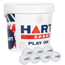 HART Bucket of Practice Golf Balls