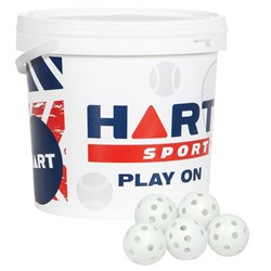 HART Bucket of Wiffle Golf Balls