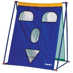 HART Two Sided Face Target