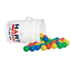 HART Bucket of Plastic Balls
