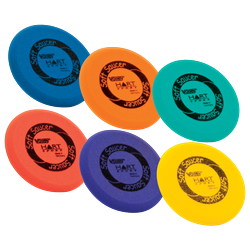 HART Soft Foam Frisbee Pack