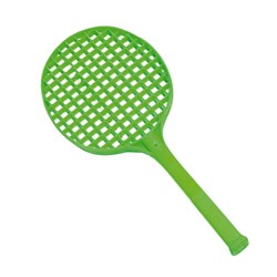 HART Mini Tennis Racquet Green