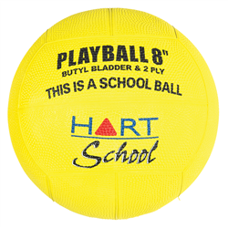 HART Rubber Playground Ball - 2 Ply