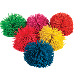 HART Pom Pom Ball Set