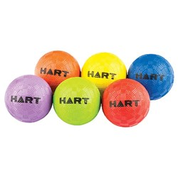 HART Rainbow Mini Playball Set