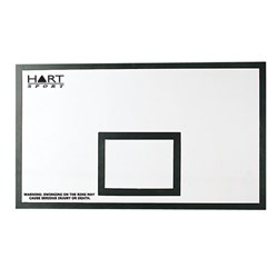 HART Junior Basketball Backboard