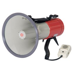 HART Shoulder/Desk Megaphone 25 watt
