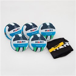 HART Netball NSW Origin Energy Premier League Ball Pack