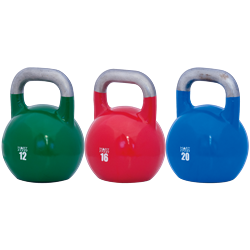 HART Steel Comp Kettlebells Progress Pack
