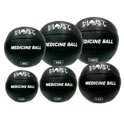 HART Leather Medicine Ball Complete Set