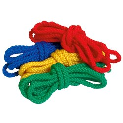 HART Coloured Skip Ropes Set