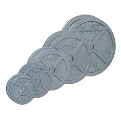 HART Olympic Cast Iron Plate - Complete Pack