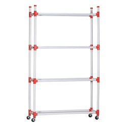 HART Swiss Ball Rack - 4 Layer