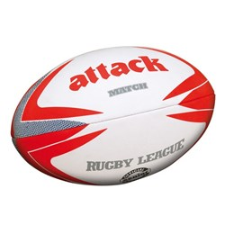 Attack Match Rugby League Balls