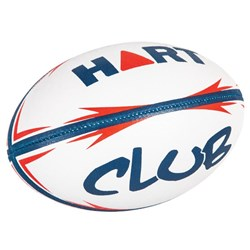 HART Club Rugby Union Ball - Size 5