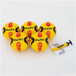 HART Team Trainer Ball Pack Yellow - Size 5