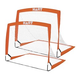 HART Rectangular Pop Up Goals