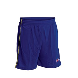 Sprint Shorts Junior Sizes Royal/Yellow Youth 8