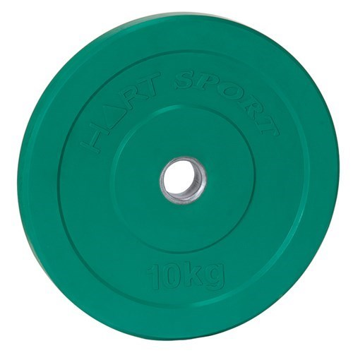 HART Olympic Bumper Plates