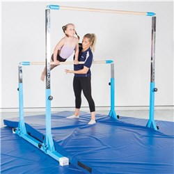 HART Uneven Bars with Mat 10cm
