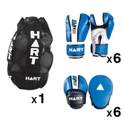 HART Team Boxing Kit Get Fit