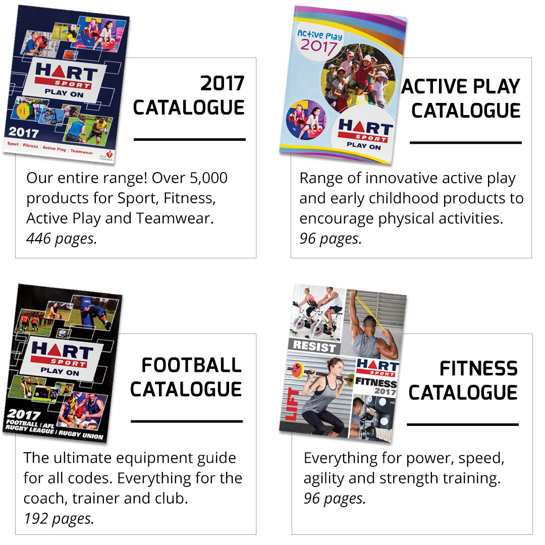 Sports Products Catalogue
