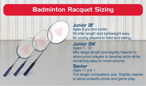 Badminton Information | HART Sport