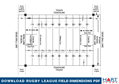 Rugby League Information Hart Sport