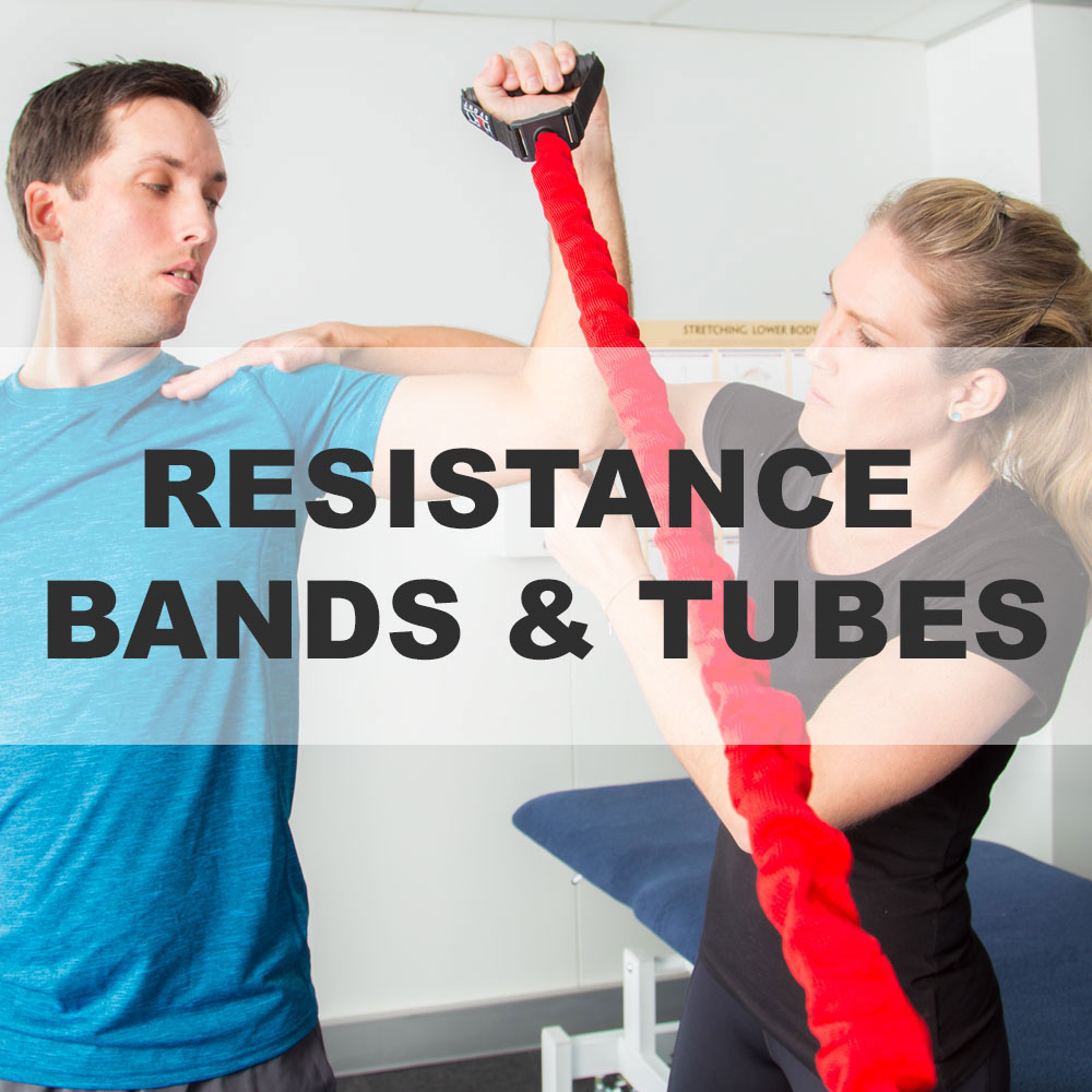 Physio Resistance Bands & Tubes