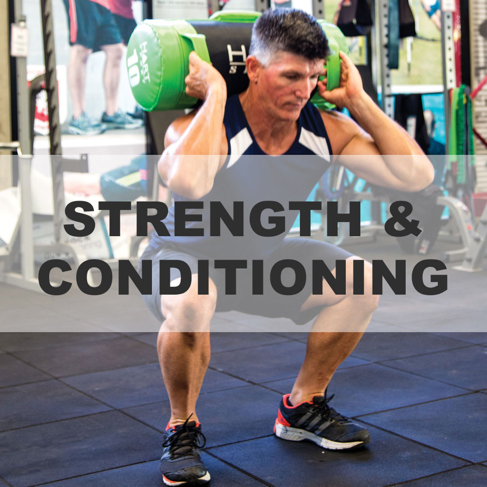 Physio Strength & Conditioning