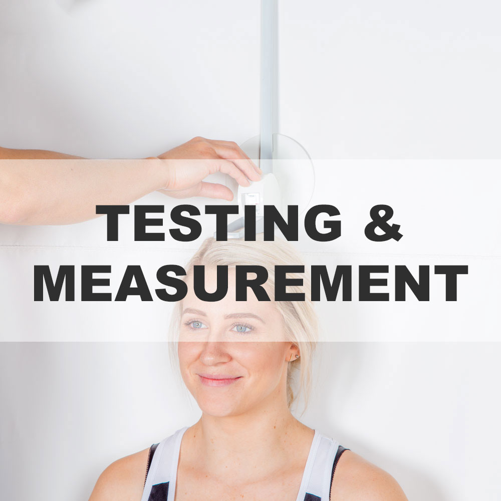 Physio Testing & Measurement