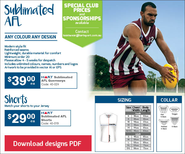 Sublimation AFL